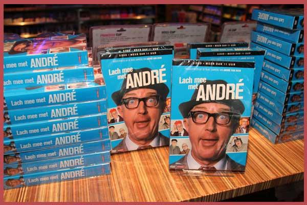 André van Duin Lach Mee Met André Deel 2